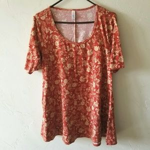 SALE! LuLaRoe Floral Perfect T